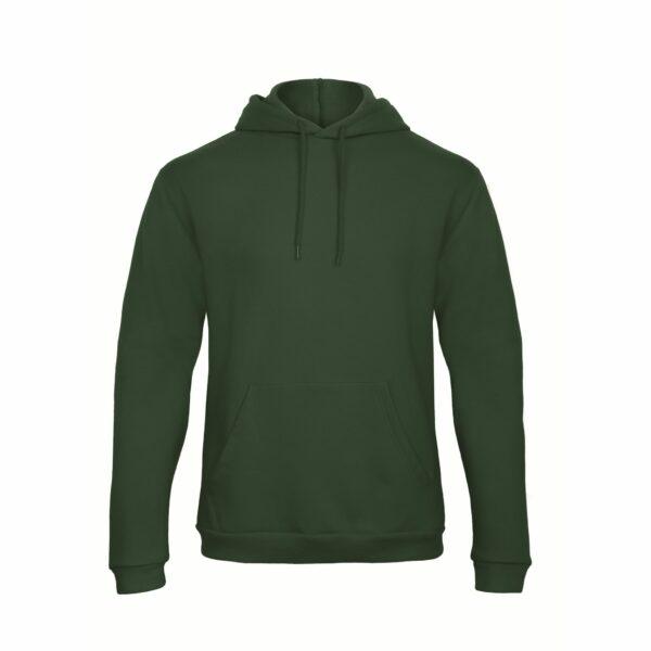 id203-sweat-capuche-vert-bouteille