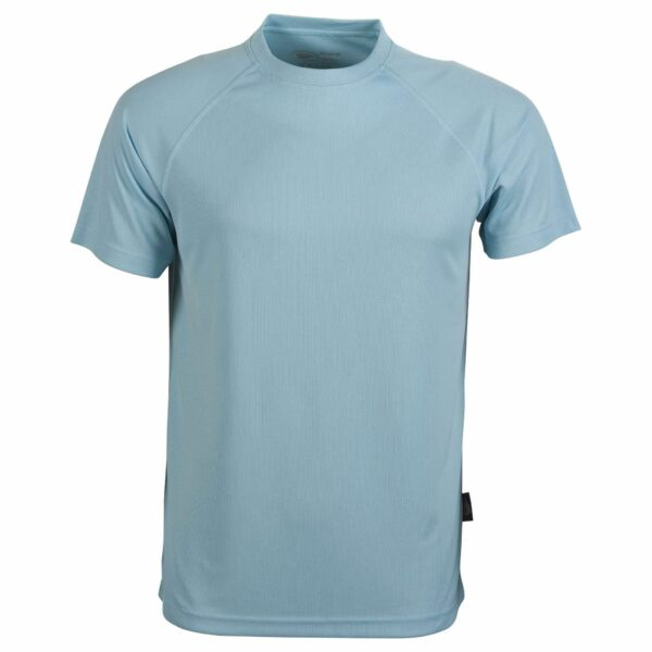 Tee shirt sport bleu ciel