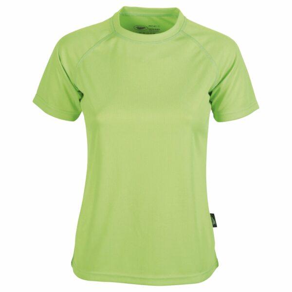 firstee-women-tee-shirt-respirant-femme lime