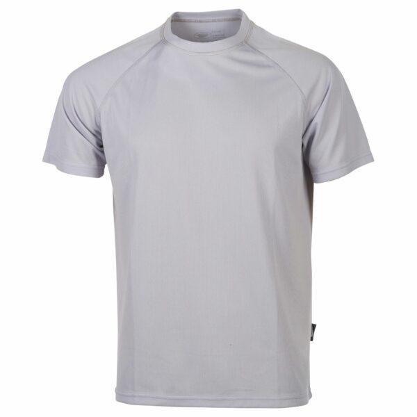 Tee shirt sport gris clair