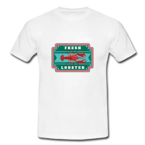 Tee shirt Fresh Lobster