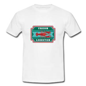 Tee shirt Fresh Lobster