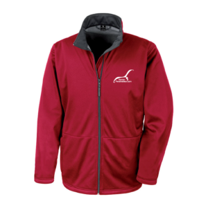 Veste Softshell Paramoteur Red - Logo club