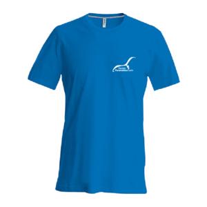 Nantes Paramoteur - Tee-shirt Royal Blue