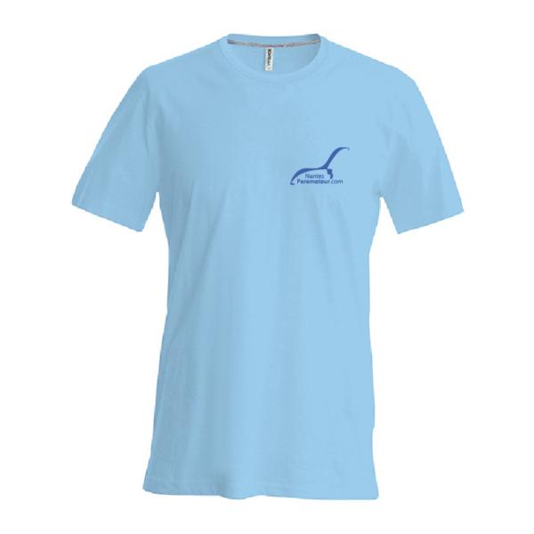 Nantes Paramoteur - Tees-shirt Sky Blue