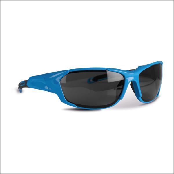 Lunettes de soleil Sport Bleu