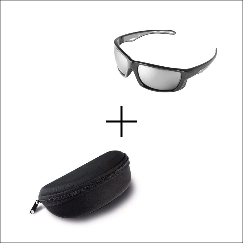 North Etui à lunettes pour sport modèles